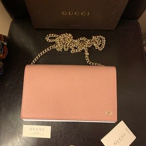 Brand new in box and tag Gucci crossbody woc